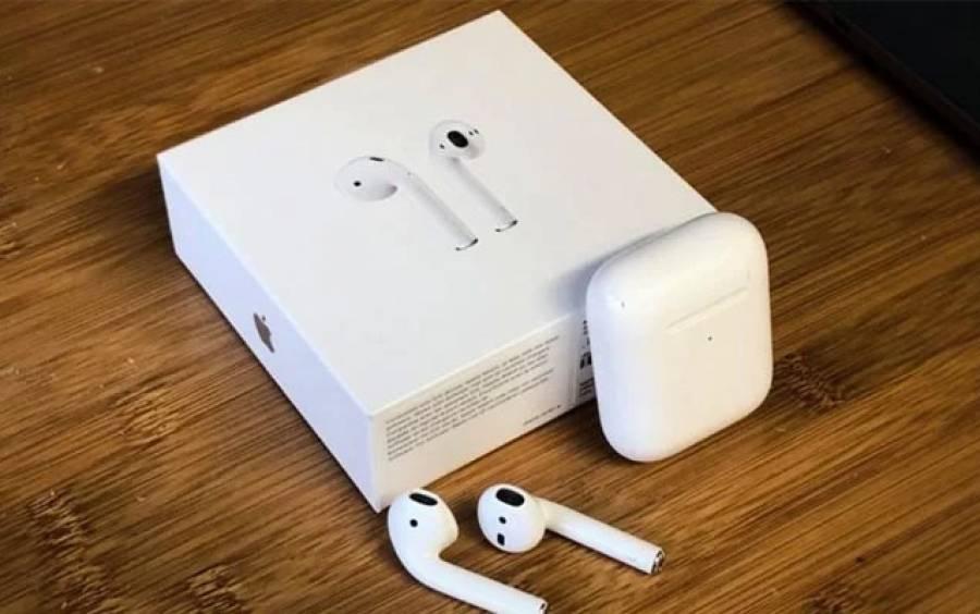 دوران کال ایپل کے ائیرپوڈز کان میں ہی پھٹ گئے، انتہائی تشویشناک خبر آ گئی