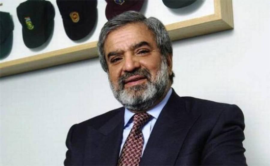 آئی سی سی کی صدارت کا معاملہ، احسان مانی نے حیران کن اعلان کر دیا