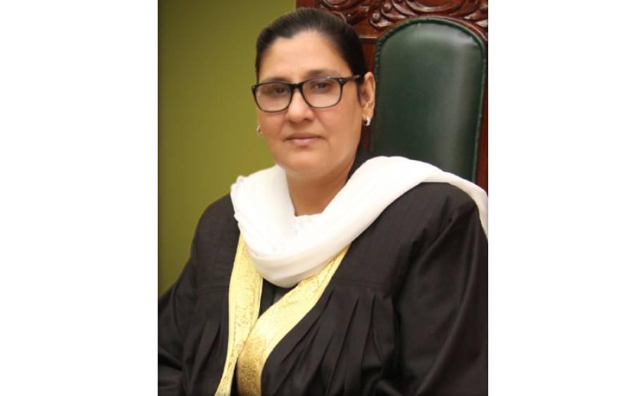 اسلام آباد ہائیکورٹ کی خاتون جج کا کورونا ٹیسٹ مثبت آگیا