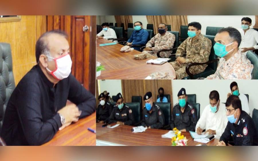 عمرکوٹ میں کورونا وائرس کے بڑھتے کیسز پر کنٹرول کرنے کے لیے سمارٹ لاک ڈائون کیا جائے: ڈپٹی کمشنر عمرکوٹ ندیم الرحمن میمن