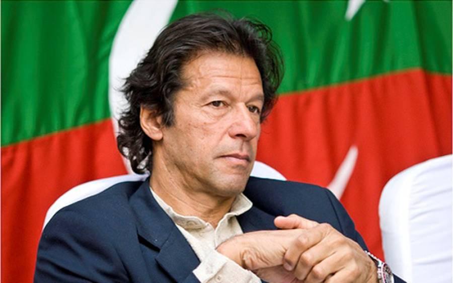عمران خان کے دورہ لاڑکانہ کے دوران احتجاج ، پتلہ نذرآتش، اندراج مقدمہ کا ڈرافٹ تیار