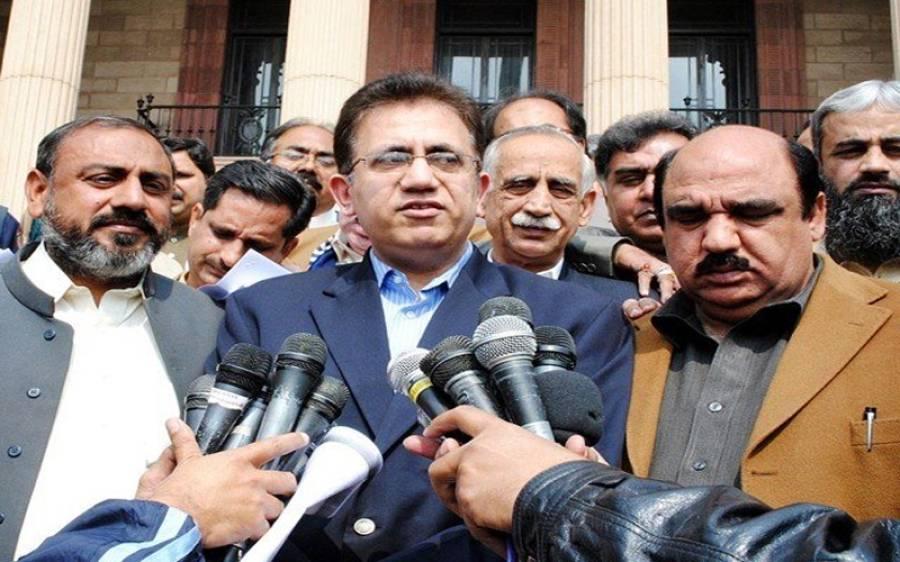 سابق صوبائی وزیر صحت پنجاب ڈاکٹر طاہر علی جاوید کورونا میں مبتلا