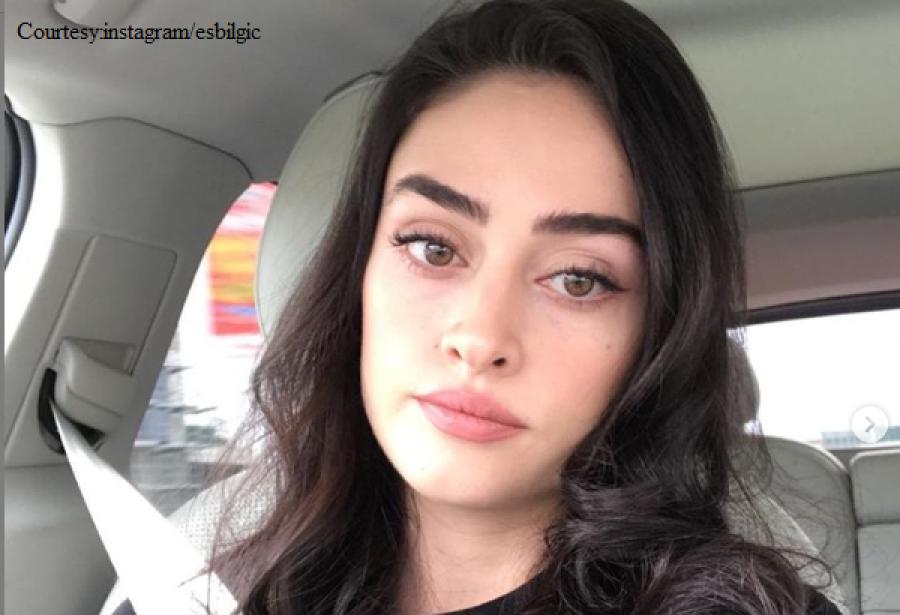ارطغرل میں حلیمہ کا کردار نبھانے والی ترک اداکارہ کے نئے فوٹو شوٹ نے دھوم مچادی