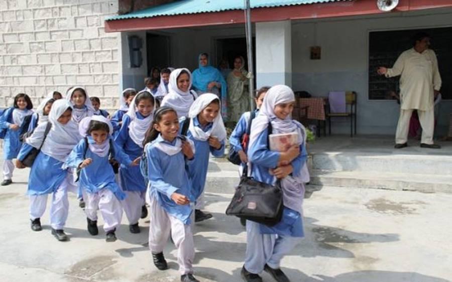 طلبہ کیلئے اچھی خبر:پہلے مرحلے میں نویں، دسویں جماعت کو سکول بلانے کی تجویز