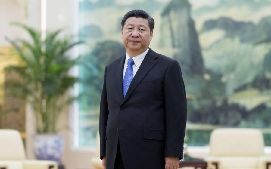 اب چین کی آنکھ سب پر