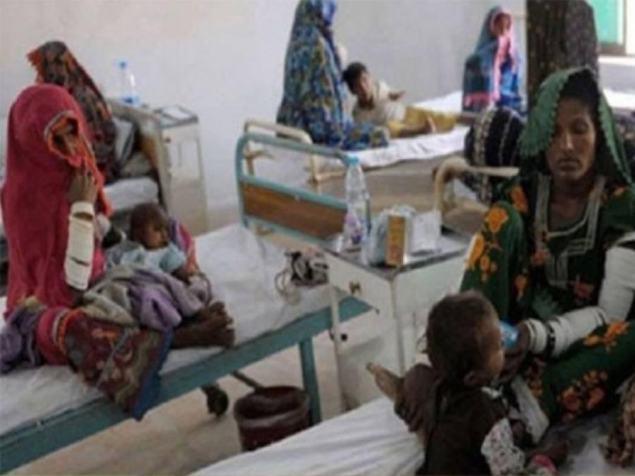 تھر میں غذائی قلت اور وبائی امراض سے مزید 3 بچے جاں بحق ،رواں ماہ کتنے معصوم بچے جان سے ہاتھ دھو بیٹھے؟جان کر ہی کلیجہ منہ کو آ جائے