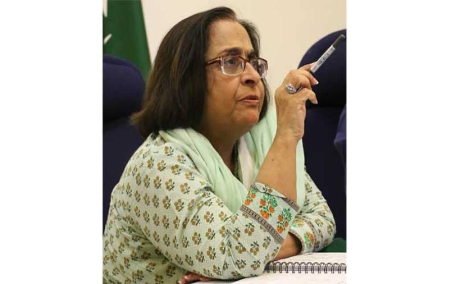 سندھ میں کورونا ٹیسٹ مفت ہو رہے ہیں، وزیر صحت ڈاکٹر عذرا افضل پیچوہو