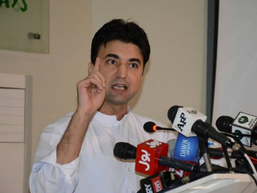 پیپلز پارٹی کے ان سات ایم این ایز نے مجھ سے این آر او مانگا ۔۔۔مراد سعید نے قومی اسمبلی میں تہلکہ خیز انکشاف کر دیا