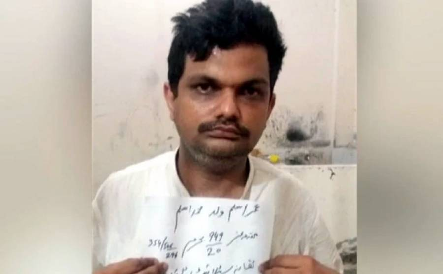 گوجرانوالہ کی معروف مارکیٹ میں خواتین کے چینجنگ روم میں خفیہ کیمرے سے ویڈیوز ریکارڈ کرنے کا نکشاف، ملزم خاتون سے 1 لاکھ 20 ہزار روپے وصول کرنے کے بعد بھی کیا کہتا رہا؟ خوفناک انکشاف