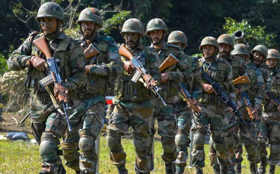 چین کے ساتھ فوجوں کی پسپائی پر رضامندی کے بعد بھارت نے مزید فوج سرحد پر بھجوادی، نیا خطرہ پیدا ہوگیا
