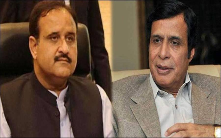 وزیر اعلیٰ پنجاب سے پرویز الٰہی کی ملاقات، دونوں کا ملکر صوبے کی خدمت کا عزم