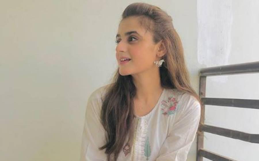 حرا مانی کے مختصر لباس نے پاکستانیوں کو غصہ چڑھا دیا