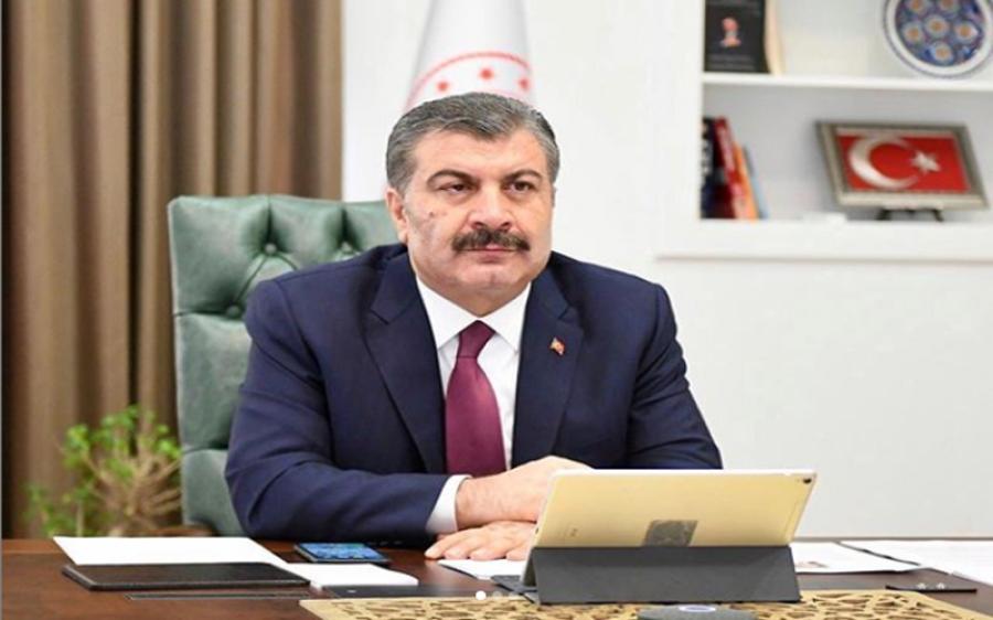 بروقت حکمت عملی سے کورونا پر بڑی حد تک قابو پالیا: ترک وزیر صحت