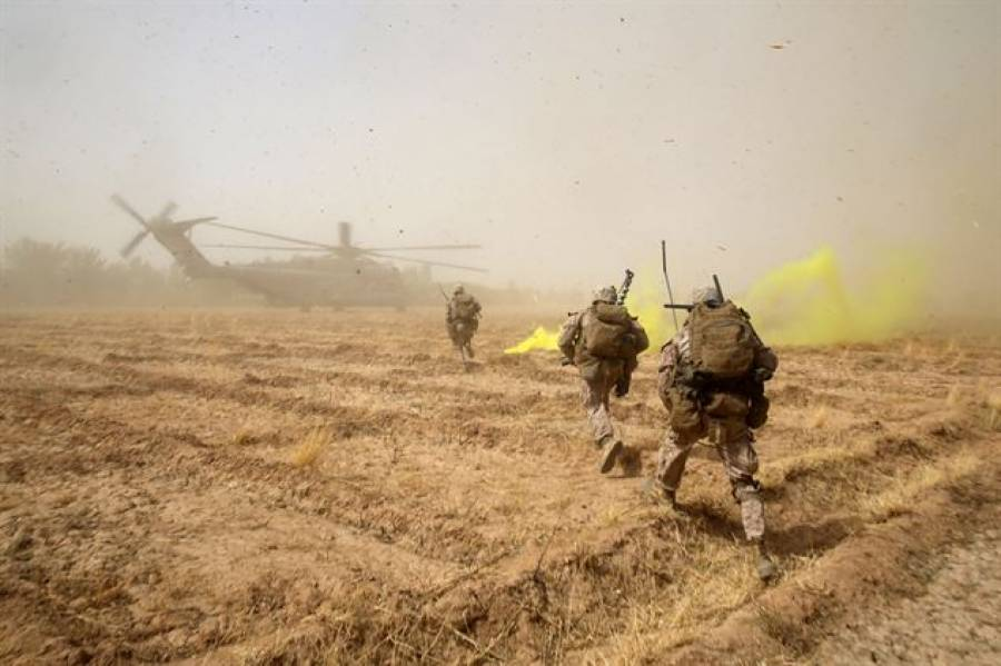 روس کی امریکی فوجیوں کی ہلاکت کے بدلے طالبان کو پیسے دینے کی پیشکش،امریکی اخبارکےالزامات پر ماسکو اور طالبان کا ردعمل بھی آگیا