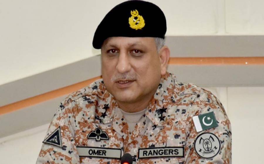 دہشتگردپاکستان کی معیشت کونقصان پہنچاناچاہتے تھے،مگر وہ اپنے کسی بھی ہدف میں کامیاب نہ ہوسکے،ڈی جی رینجرز سندھ