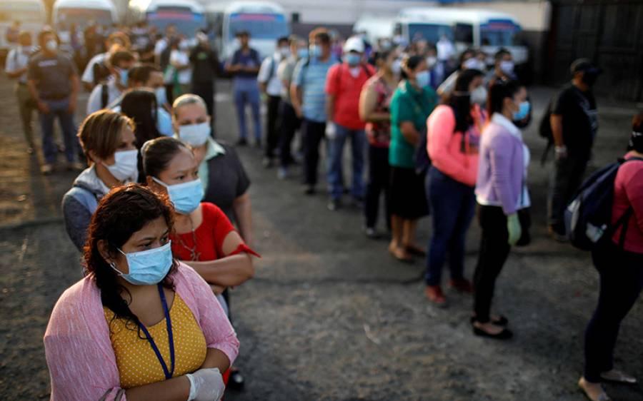 لاک ڈاﺅن کے خاتمے کے بعد امریکہ میں کورونا وائرس نے ایک مرتبہ پھر زور پکڑلیا