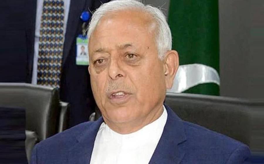 وزیرہوابازی غلام سرور خان کو عہدے سے ہٹانے کی درخواست مسترد