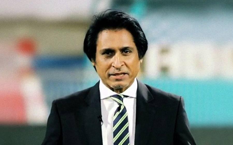 """""""گیند کو تھوک سے چمکانے پر پابندی کا محمد عباس کو بہت زیادہ نقصان ہو گا کیونکہ۔۔۔"""" رمیز راجہ نے پریشان کن بات کہہ دی"""