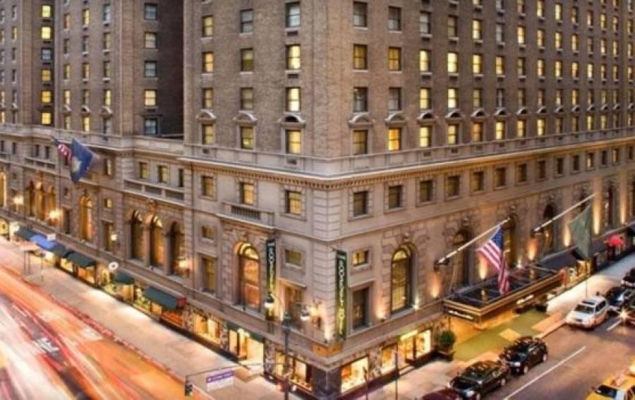 """""""روزویلٹ ہوٹل نہیں بیچا جائے گا"""" حکومت کو 'حکم' مل گیا"""
