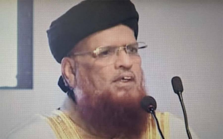 اسلام آباد میں مندر کی تعمیر پر ممتا ز عالم دین مفتی تقی عثمانی کا موقف بھی آ گیا