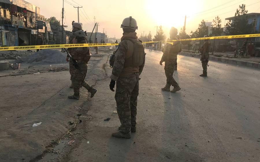 افغان فوج کی غلطی سے اپنے ہی شہریوں پر گولہ باری سے 23 لوگ مارے گئے