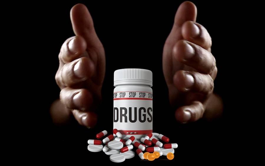 60ہزارافرادکاخفیہ نیٹ ورک پکڑاگیا،کروڑوں پاونڈ اور کئی ٹن منشیات برآمد