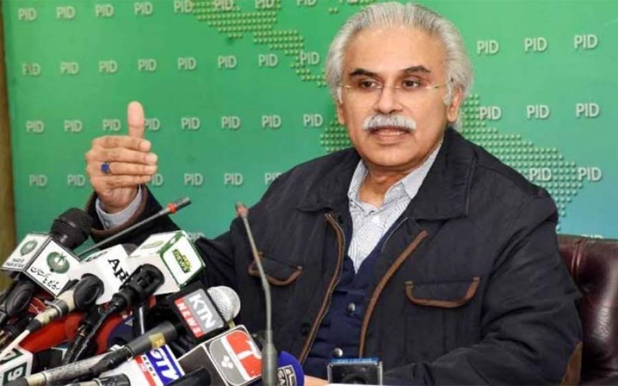 پاکستان میں کورونا مریضوں کی تعداد میں کمی آرہی ہے:ظفر مر زا