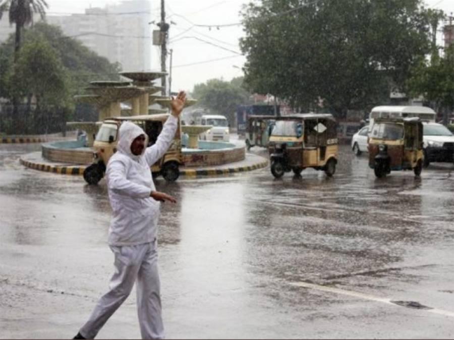 حبس اور گرمی کے ستائے شہریوں کے لئے خوشخبری ،محکمہ موسمیات نےمون سون بارشوں کی پیشگوئی کردی