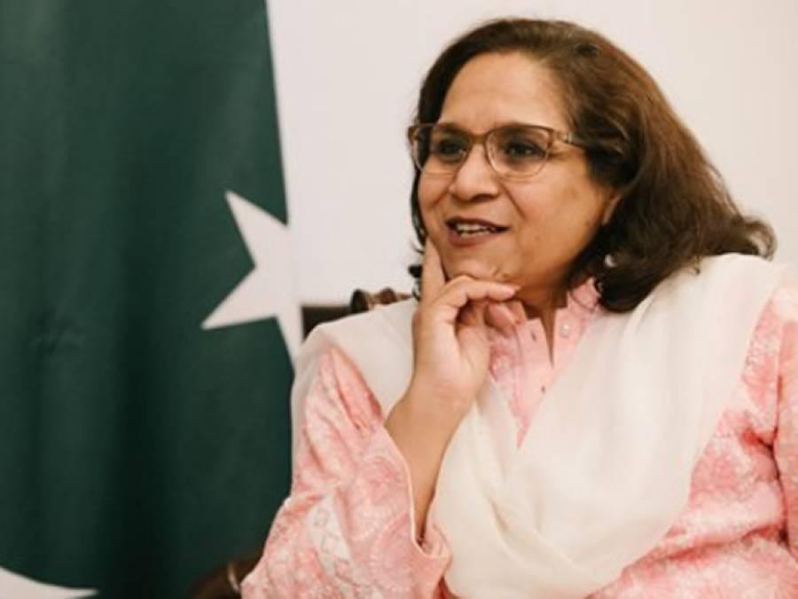 پاکستان اور چین نے حالیہ برسوں میں اپنے سدابہار تعلقات کو مزید مستحکم کیا ہے: نغمانہ ہاشمی