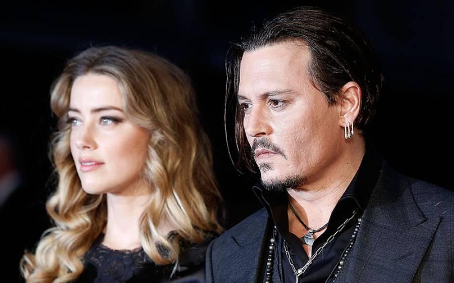 'اُس نے ہمارا بستر فضلے سے بھردیا تو میں نے طلاق کا فیصلہ کرلیا' ہالی ووڈ کے معروف فلمی جوڑے کے درمیان طلاق کا مقدمہ مزید سنگین ہوگیا