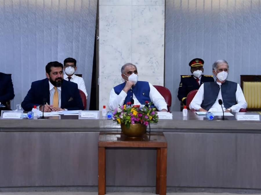 پاک افغان دوطرفہ تجارت میں 4 بلین ڈالرز کی کمی،دونوں ملکوں کے بڑوں نے سر جوڑ لئے