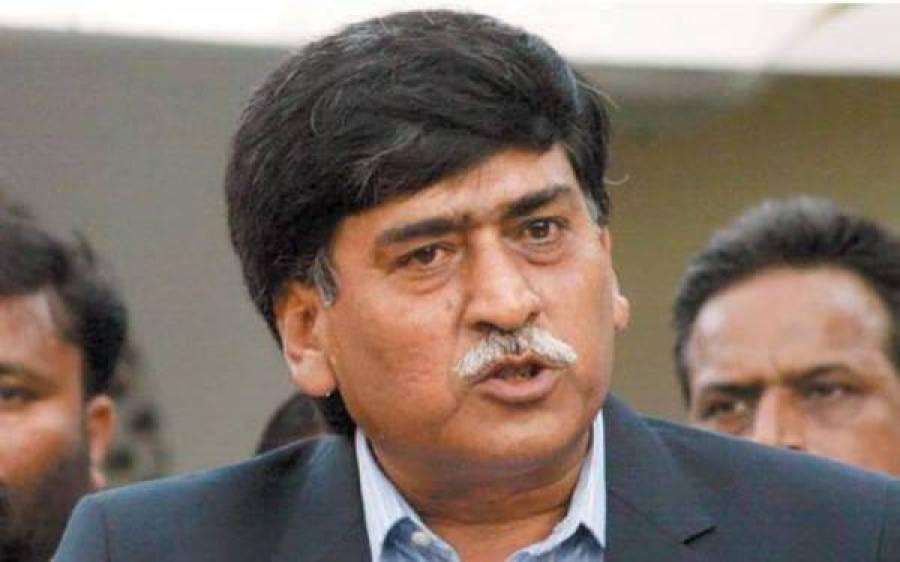 ایم کیو ایم رہنما عامر خان نے آفاق احمد سے معافی مانگ لی