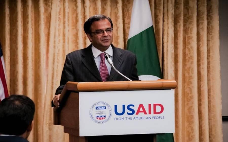 شعبہ تعلیم میں تعاون پاک امریکا دو طرفہ تعلقات کا تابناک باب ہے، اسد مجید