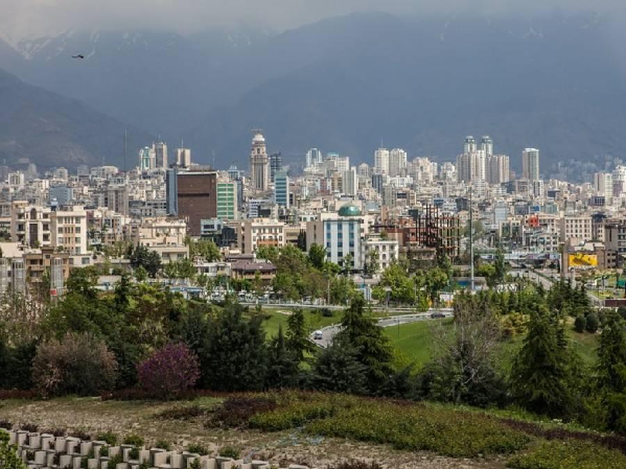 ایرانی دارالحکومت تہران میں ایک اور بم دھماکہ
