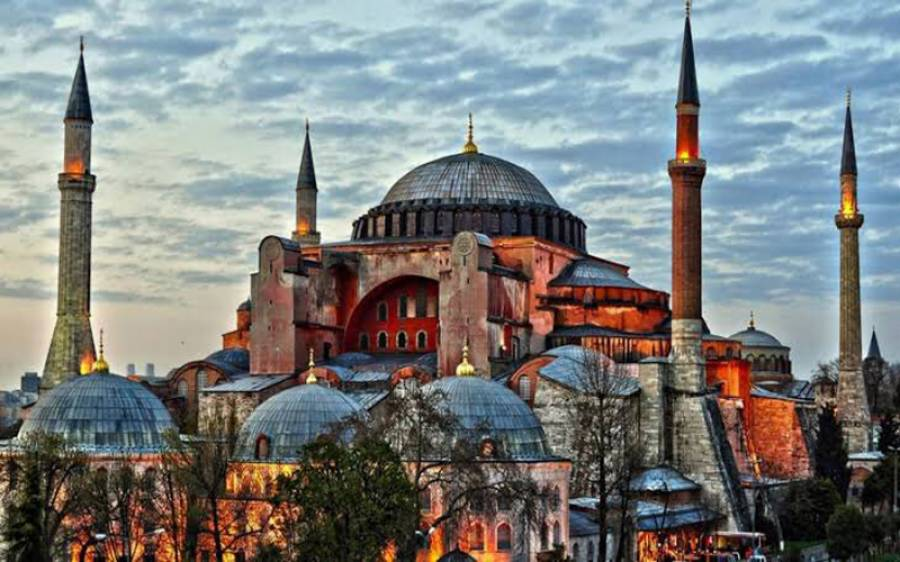 چھٹی صدی میں بازنطینی بادشاہ کے دور حکومت میں بنا ئے گئے گرجا گھر سے متعلق ترک عدالت نے ایسا فیصلہ سنا دیا کہ ترکی کے مغربی ممالک کے ساتھ تعلقات کشیدہ ہونے کا خدشہ پیدا ہو گیا