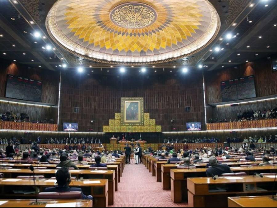 سینیٹ کا اجلاس 13 جولائی کو طلب کر لیا گیا