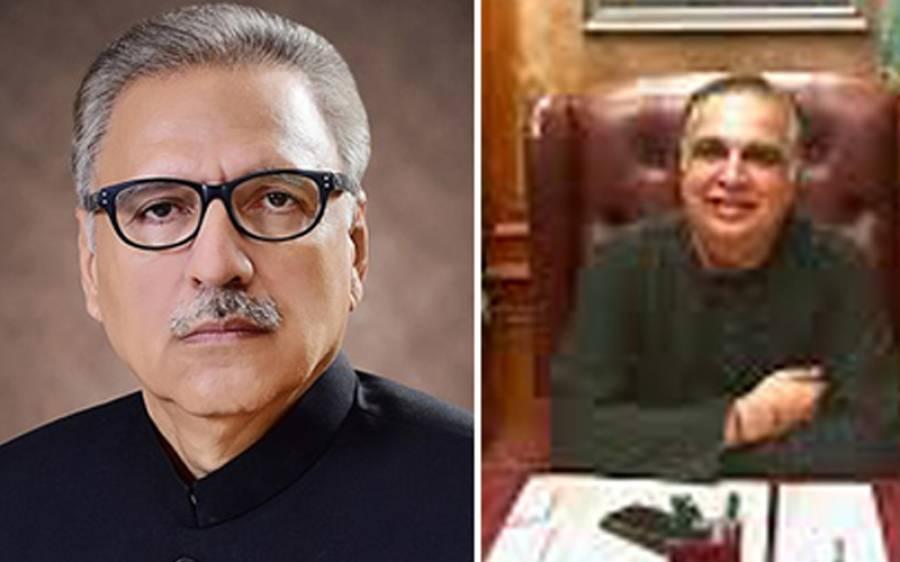 عزیر بلوچ کا ہنگامہ لیکن صدر مملکت عارف علوی اور گورنر سندھ عمران اسماعیل کس کے گھر میں اس کی دعوتیں کرتے رہے؟