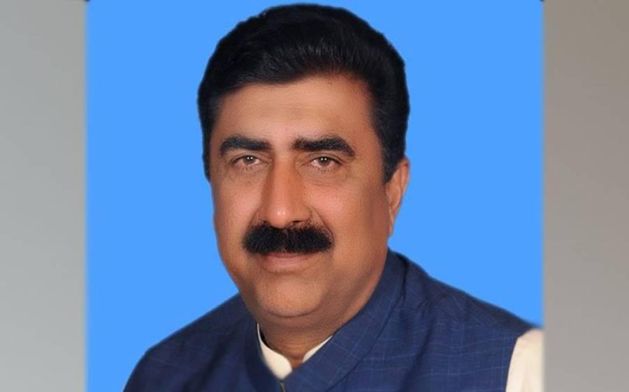 شاہ محمود قریشی پر الزامات لگانے والے پی ٹی آئی رکن قومی اسمبلی کے خلاف بڑا قدم اٹھالیا گیا