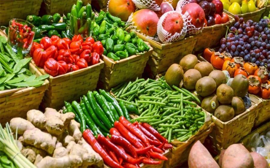 عید قربان سے قبل سبزیوں کی قیمتوں میں اضافہ