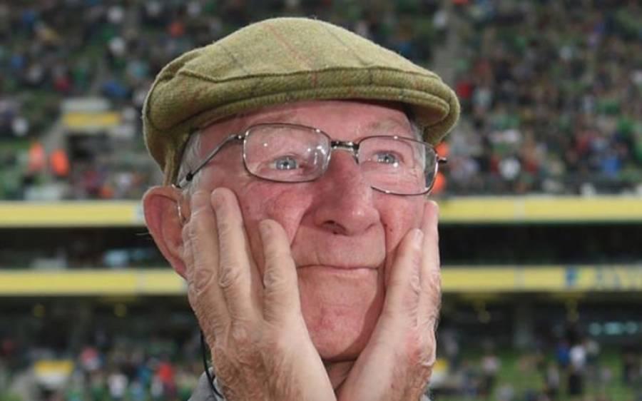 انگلینڈکوواحدفٹبال ورلڈکپ کااعزازدلانےوالے لیجنڈجیک چارلٹن انتقال کرگئے