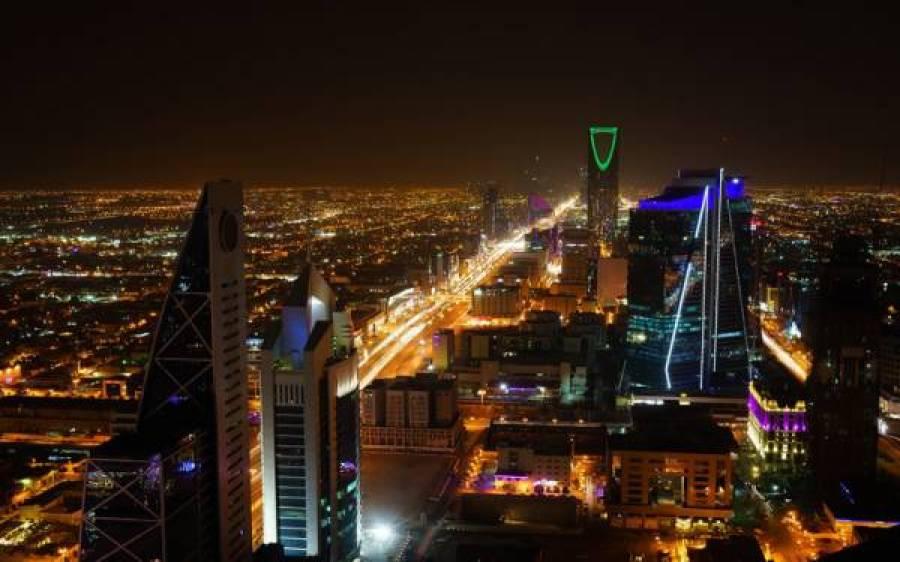 سعودی عرب پر میزائلوں اور ڈرونز سے حملہ