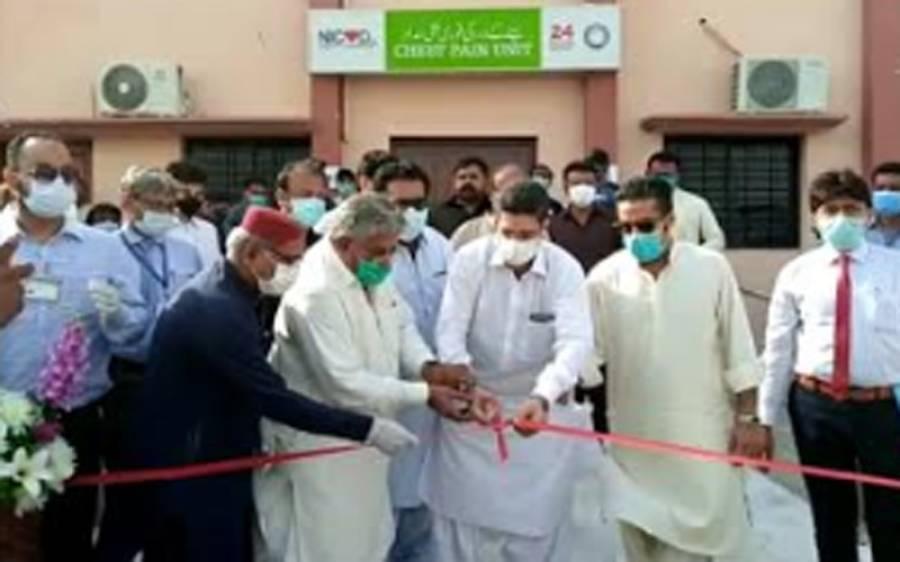 سندھ حکومت عوام کو صحت و علاج معالجہ سمیت تعلیم، روزگار اور زندگی کے تمام شعبہ جات میں ہر ممکن سہولیات فراہم کررہی ہے: نواب تیمور تالپور