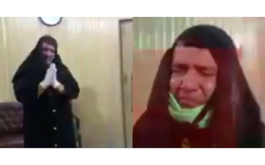 گوجرانوالہ میں برقعہ پوش مرد نے چوری کرلی، لیکن وجہ کیا تھی؟ جب پولیس کو پتہ چلا تو اس بیچارے کو اپنے پاس سے پیسے دے دئیے