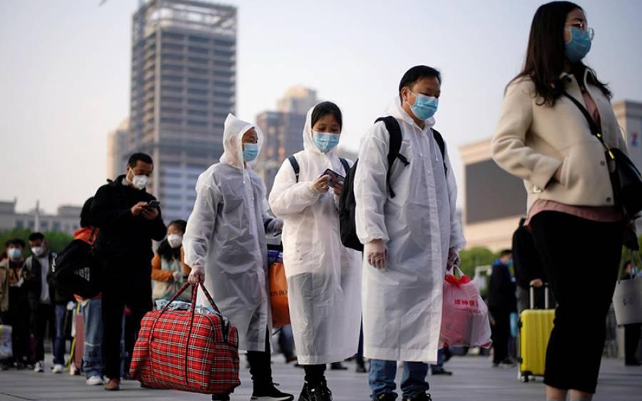 کورونا وائرس کی مریضہ کے لفٹ میں 60 سیکنڈز نے 71 افراد کو وباءکا شکار بنا دیا