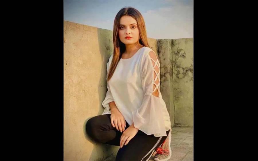 """مناہل ملک کے بعد ایک اور نوجوان ٹک ٹاک سٹار """" ثناءشیخ """" کی مبینہ قابل اعتراض تصاویر لیک ہو گئیں, سوشل میڈیا پر ہنگامہ"""