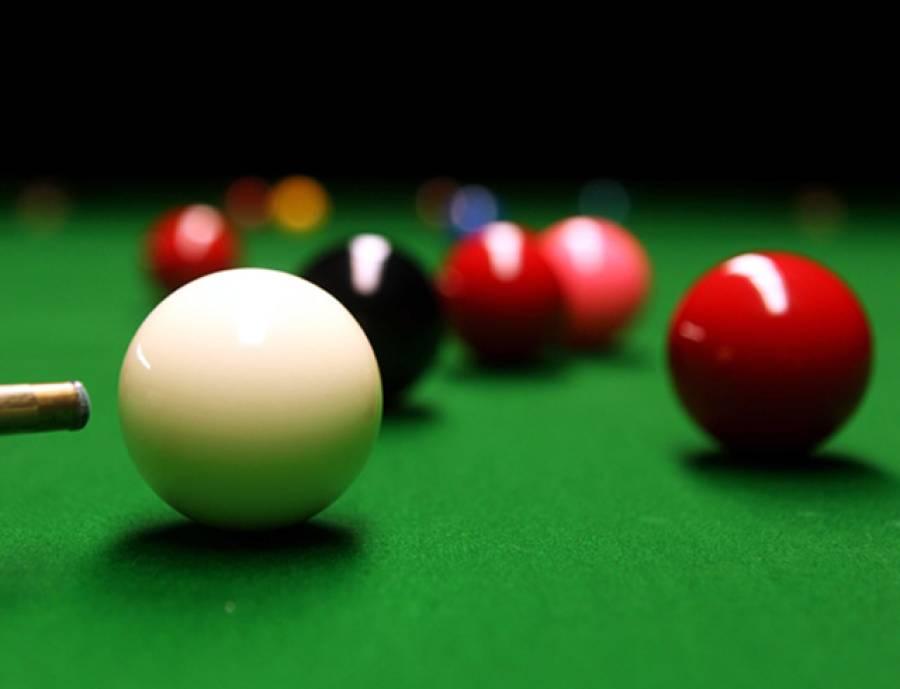 قطر رواں سال عالمی سنوکر چیمپین شپ سمیت متعدد انٹرنیشنل مقابلوں کی میزبانی کرے گا
