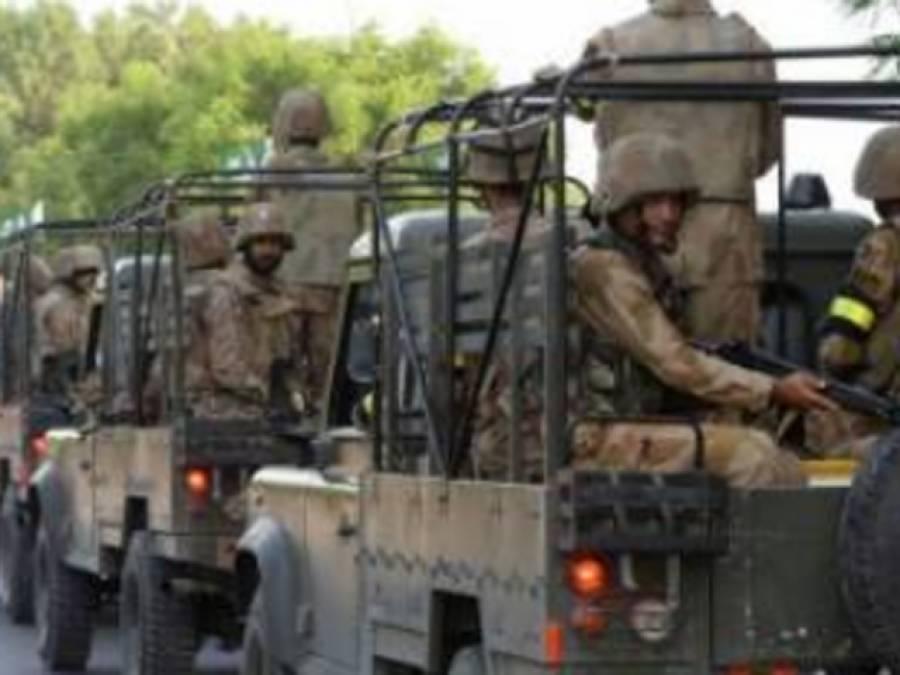 پنجگور میں دہشت گردوں کے حملے میں پاک فوج کے 3 جوان شہید،افسرسمیت 8 زخمی