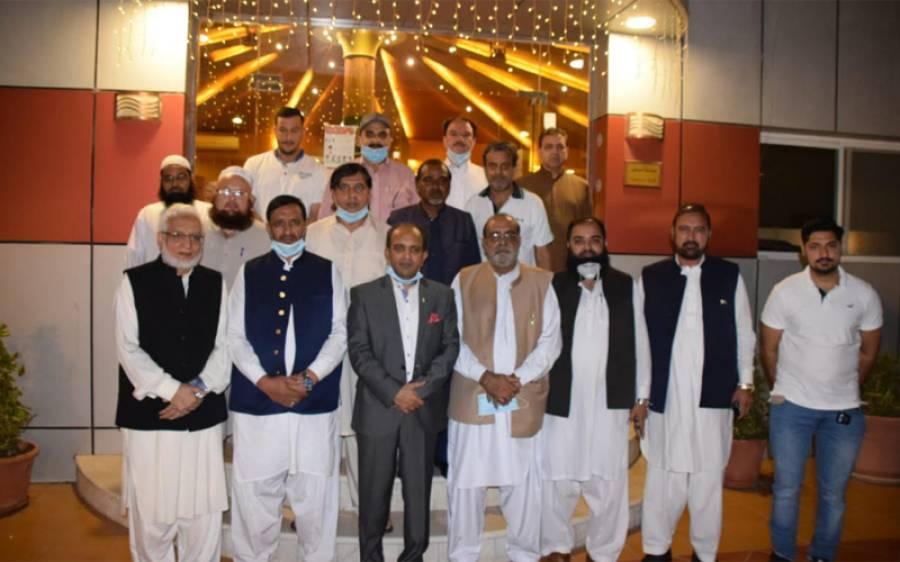 کشمیر کمیٹی جدہ کے زیر اہتمام یوم شہدا کشمیر عقیدت سے منایا گیا