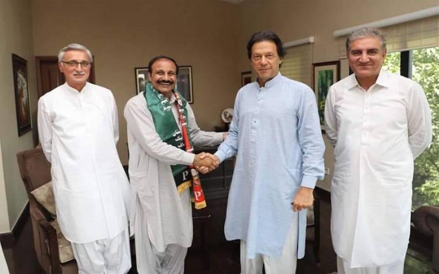 تحریک انصاف کے ایم پی اے غلام رسول سنگھا کے گھر ڈکیتی،ڈاکولاکھوں کا زیور اور نقدی لوٹ کر فرار
