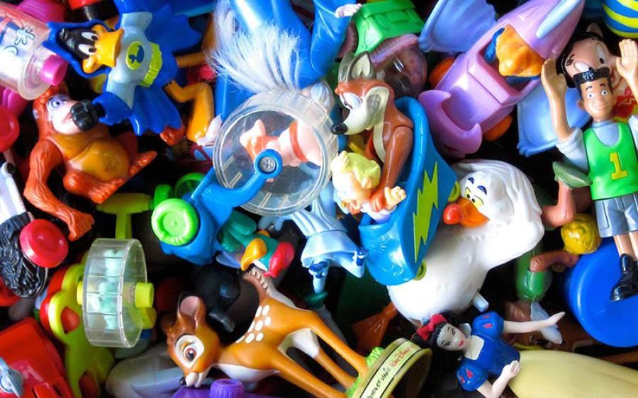 آپ کے بچپن کے وہ کھلونے جو آپ نے سنبھال کر رکھے ہیں تو آج اُن سے لاکھوں کما سکتے ہیں